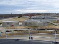 Wastewater Treatment Plant Facility