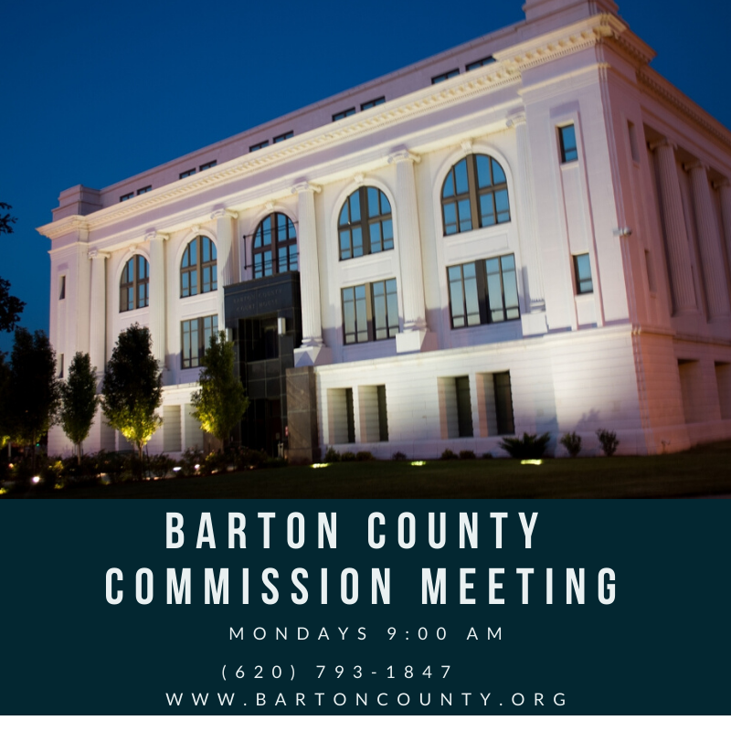Barton County Commission Meetings