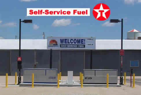 Self-Service Fueling facility